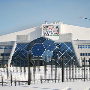 Спортивные комплексы Биробиджана